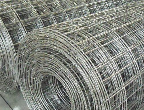 Standard Nasional Wiremesh Ulir dan Polos Murah Per Roll Ready Stock Free Ongkir