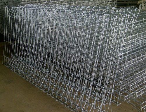 Pagar Besi Brc Galvanis Electroplating Murah Ready Stock