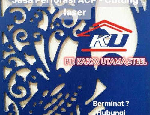 Jasa Perforasi Surabaya Harga Murah