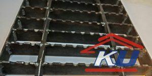 Steel Grating Plus Bordes Murah Per Unit Bisa Custom
