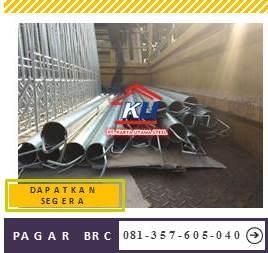 Distributor Pagar BRC Galvanis Anti Karat Area Sidoarjo dan Surabaya
