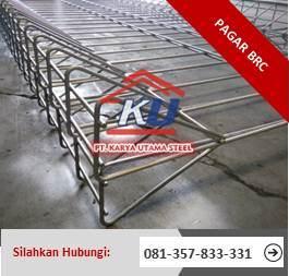 Supplier Pagar Brc Per Meter Murah Ready Stock Semua Jenis