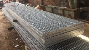 Steel Grating Murah Ready Open End Galvanis Standard Nasional