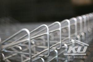 JUAL PAGAR BRC HOTDIP TINGGI STANDART TAHAN KARAT 10 TAHUN